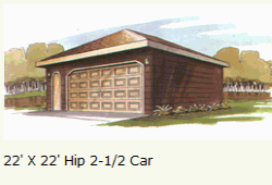 garage-2-and-half-car-hip-roof
