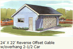 garage-2-and-half-car-offset-gable