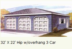 garage-3-car-hip-roof