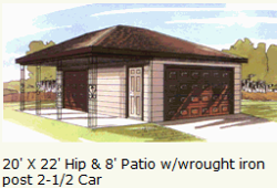 garage-two-and-half-car-with-hip-roof-and-patio