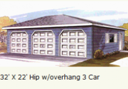 garage-3-car-hip-roof