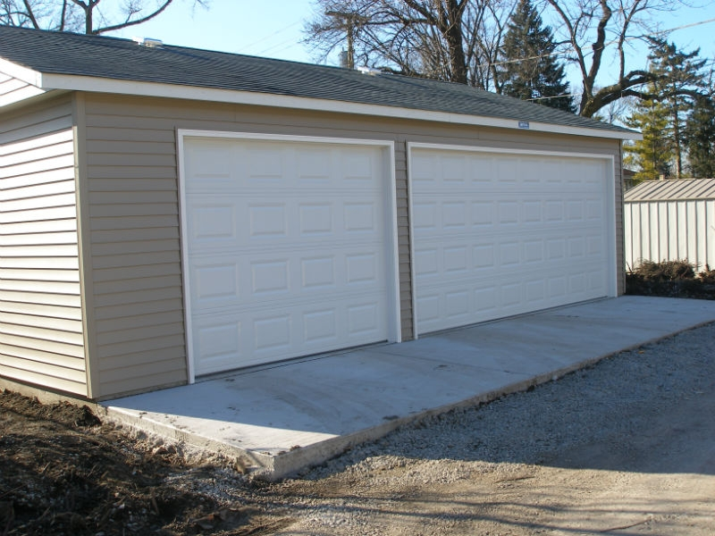 steele and loeber custom garages garage construction