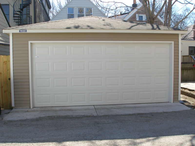 Garage builders in Chicago