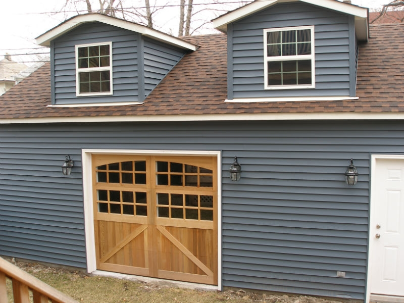 Garage design in Chicago