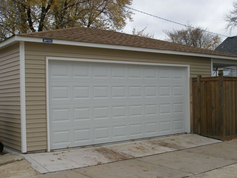 Custom garage builder in Park Ridge