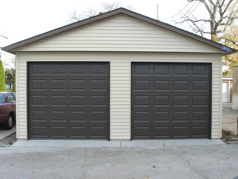 Garage builders in Park Ridge