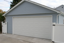 Garage styles in Oaklawn
