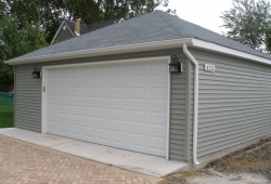 Custom garage builder in Chicago