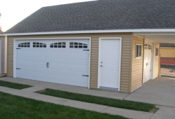 Quality design garage in Oaklawn