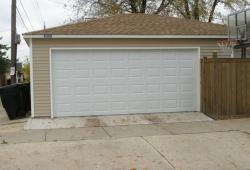 Garage sizes in Oaklawn