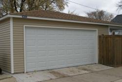 Custom garage builder in Park Ridge