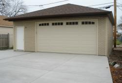 Quality design garage in Chicago