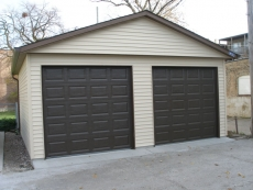 Quality design garage in Park Ridge