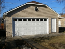 Quality design garage in Oaklawn